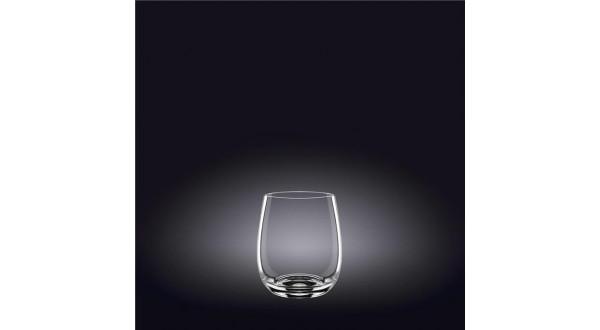 Набор стаканов для виски 370мл 6шт в белой упаковке(WL-88802...
