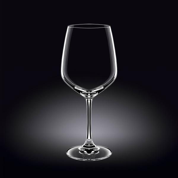 Набор бокалов для вина 630мл 6шт(WL-888020/6A)