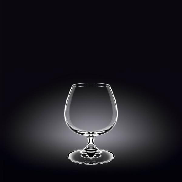 Набор бокалов для коньяка 410мл 6шт(WL-888025/6A)
