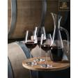 Набор бокалов для вина 470мл 2шт в цветной упаковке(WL-888033/2C)