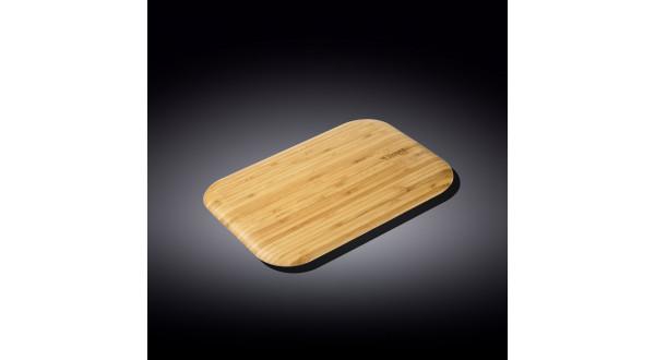 Тарелка плоская прямоугольная 28см x 17.5см(WL‑771172/A)