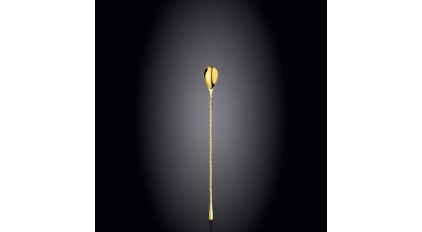 Ложка барная на блистере 30см(WL‑552505/1B)