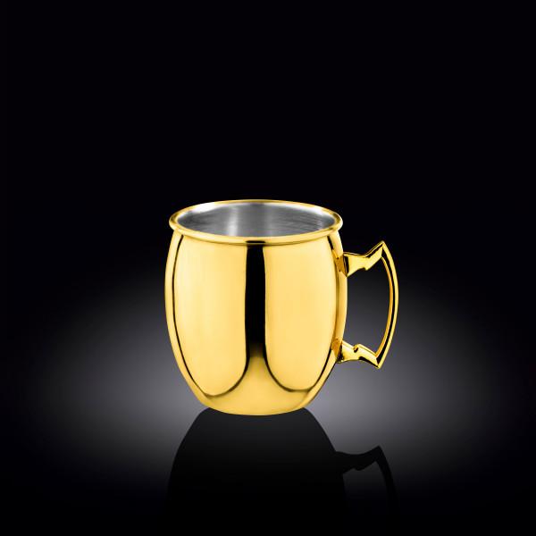 Кружка золото...