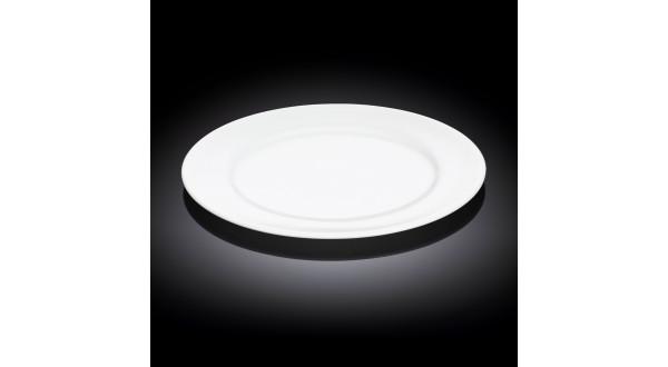 Тарелка обеденная классическая 25.5см(WL-991008/A)