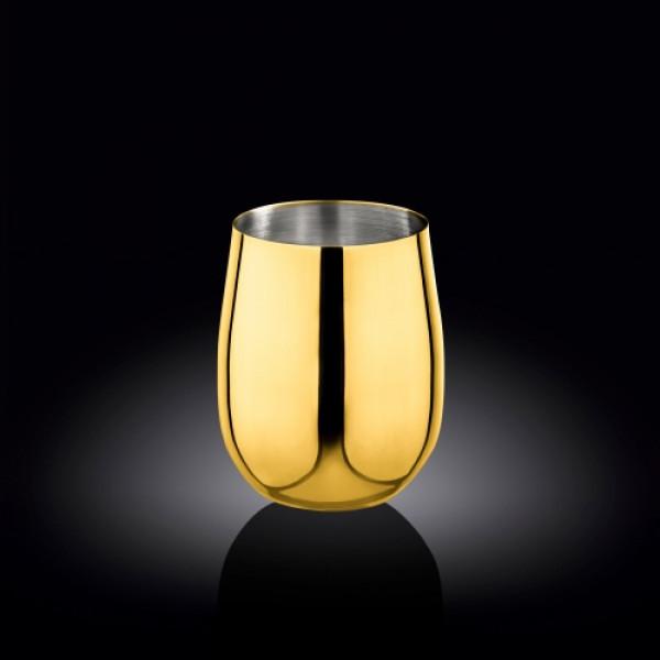 Стакан золото...